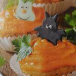 halloween cupkake